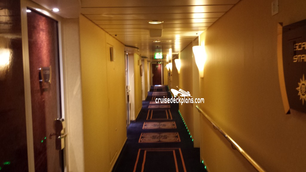 MSC Fantasia Incanto Deck Plan Tour