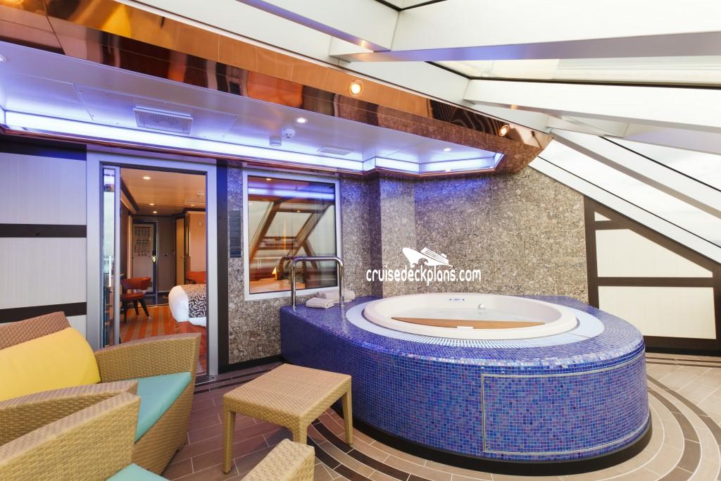 Costa Favolosa Deck Plans Diagrams Pictures Video