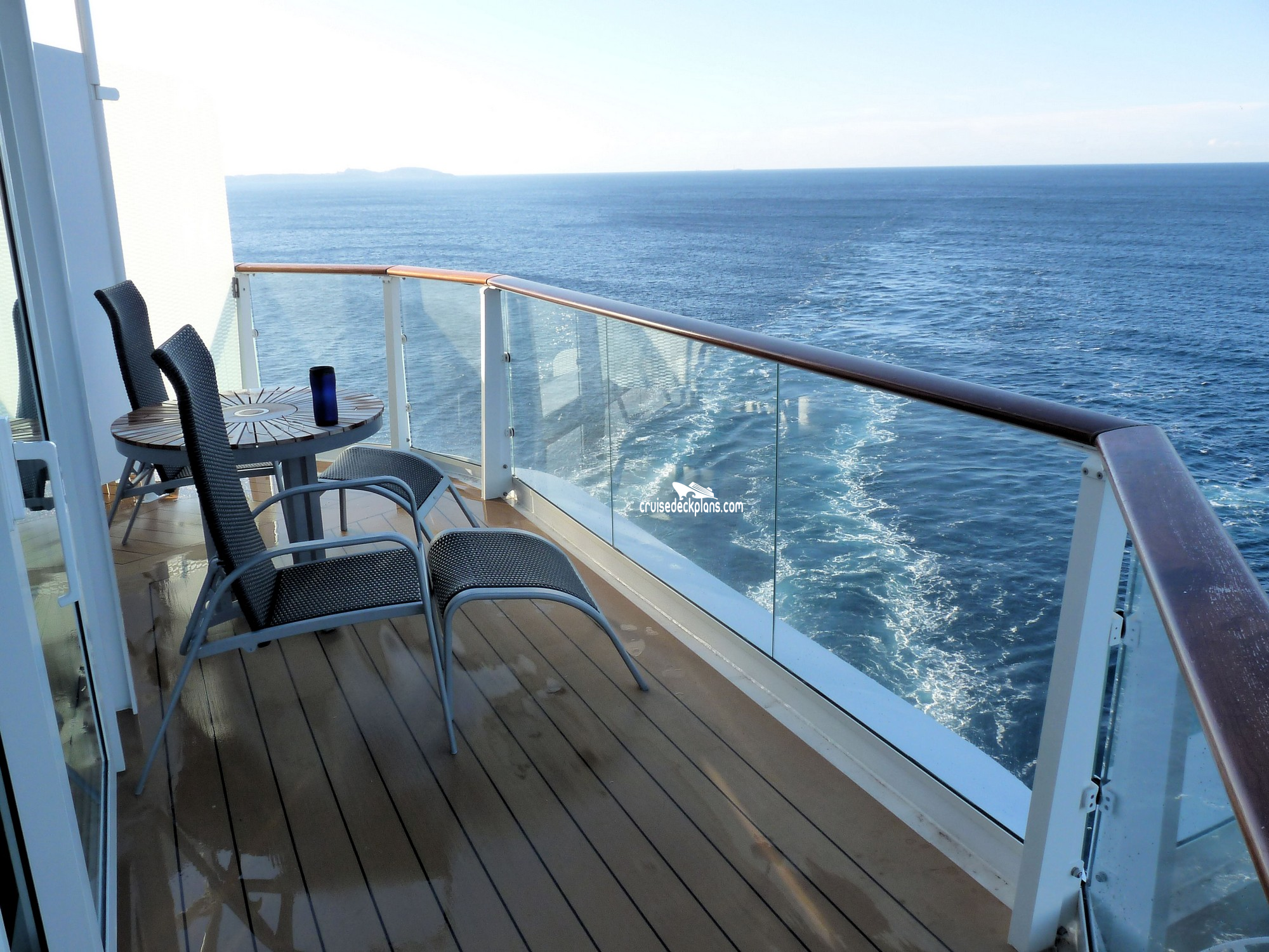 Barbara Woldridge Celebrity Equinox Cabin Photos