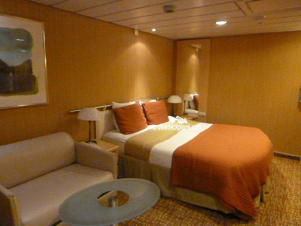 Carolyn Holt Celebrity Millennium Cabin Photos