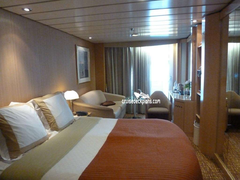 Concierge Class 2 (C2) Celebrity Summit Cabin Reviews on ...