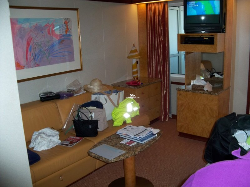 Carnival Legend Actual Premium Balcony Stateroom Pictures