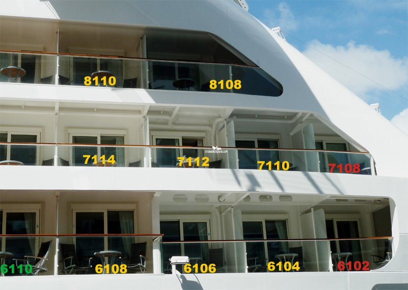 Celebrity Silhouette Ship Information