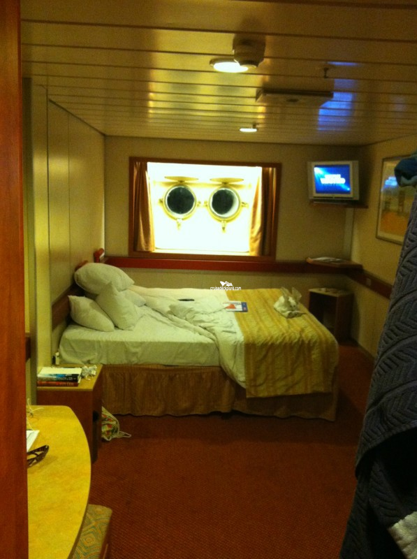 Carnival Ecstasy Interior Rooms Jean McGivney C...