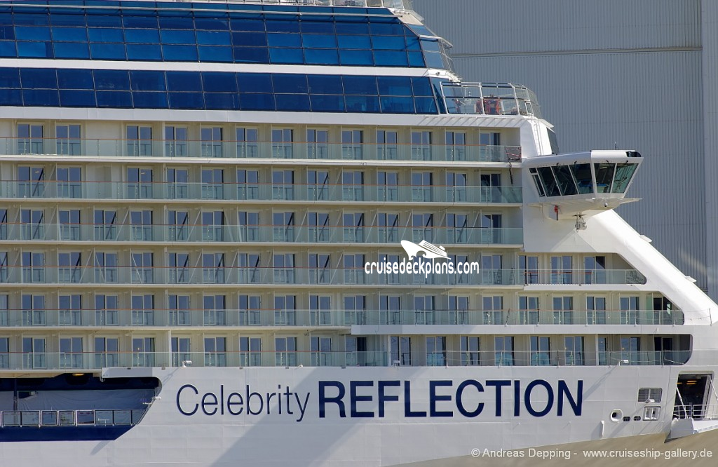 The gallery for --> Celebrity Reflection Balcony Room