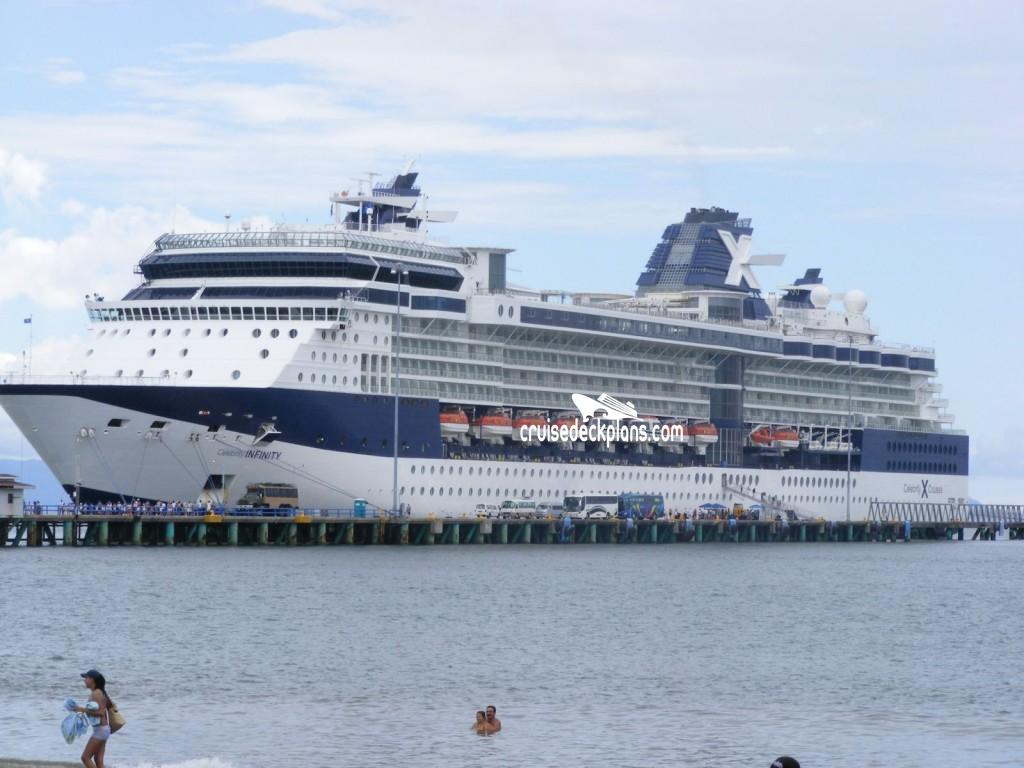 Celebrity Infinity Ship Information