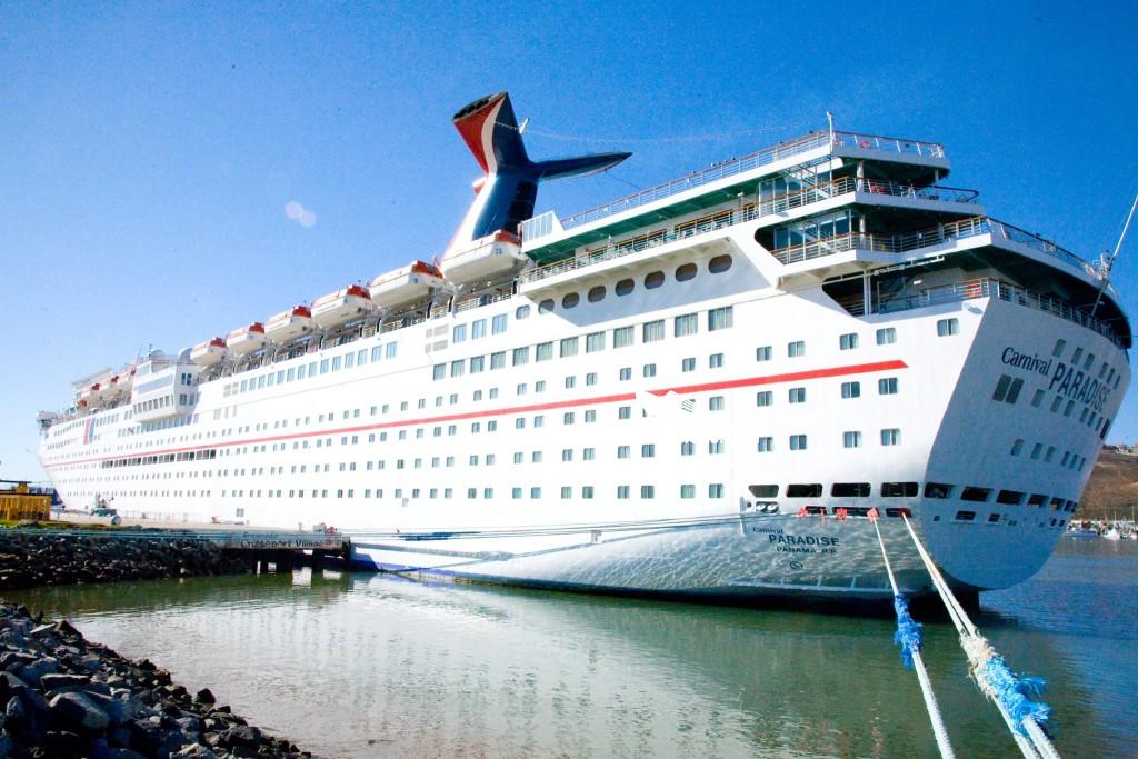 Carnival Paradise Deck Plans Pictures Diagrams