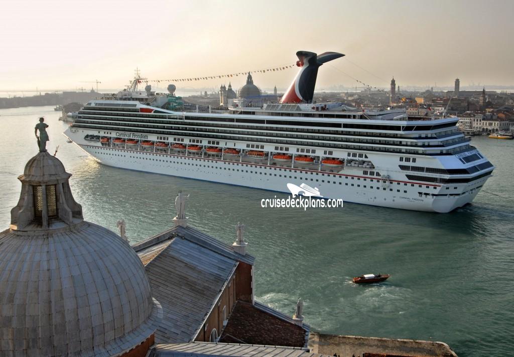Carnival Freedom Ship Information