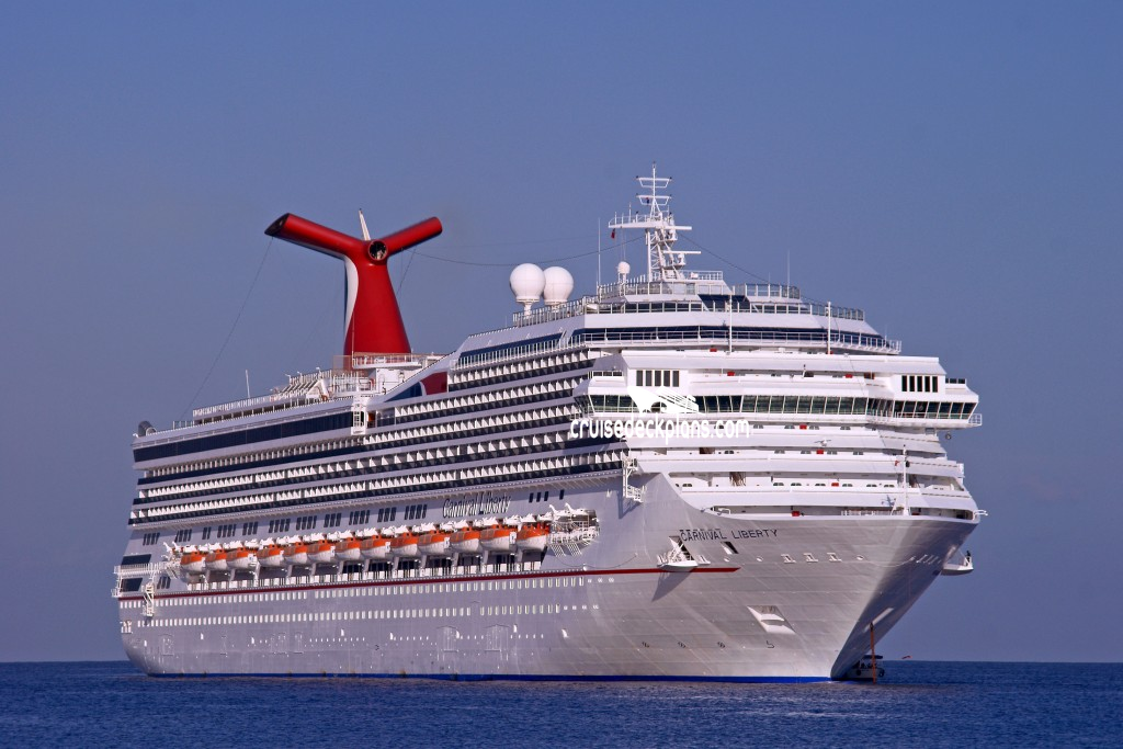 Carnival Liberty Ship Information