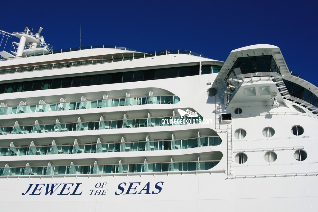Jewel Of The Seas Deck Plans Diagrams Pictures Video
