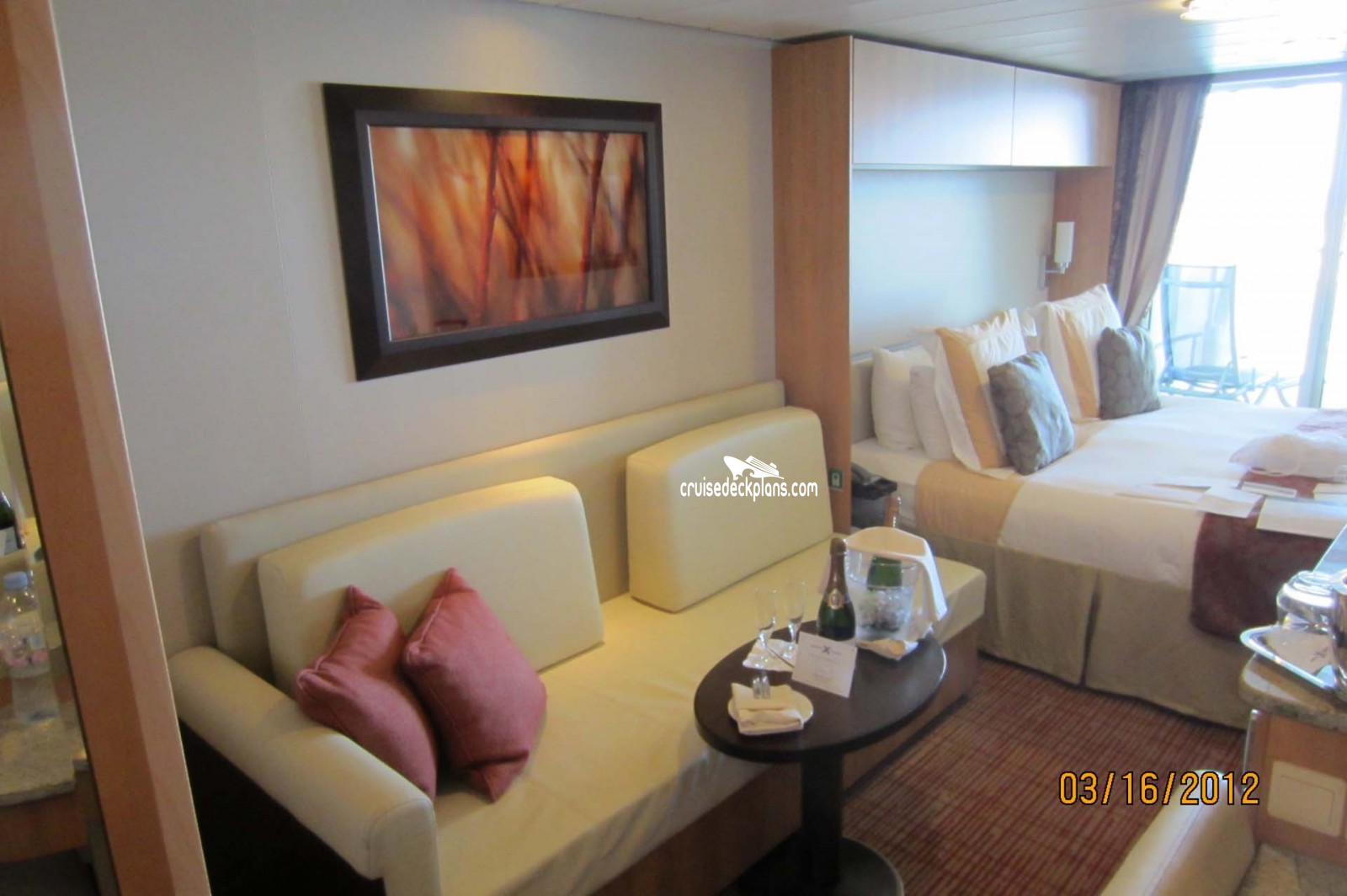 Larry Simon Celebrity Equinox Cabin Photos