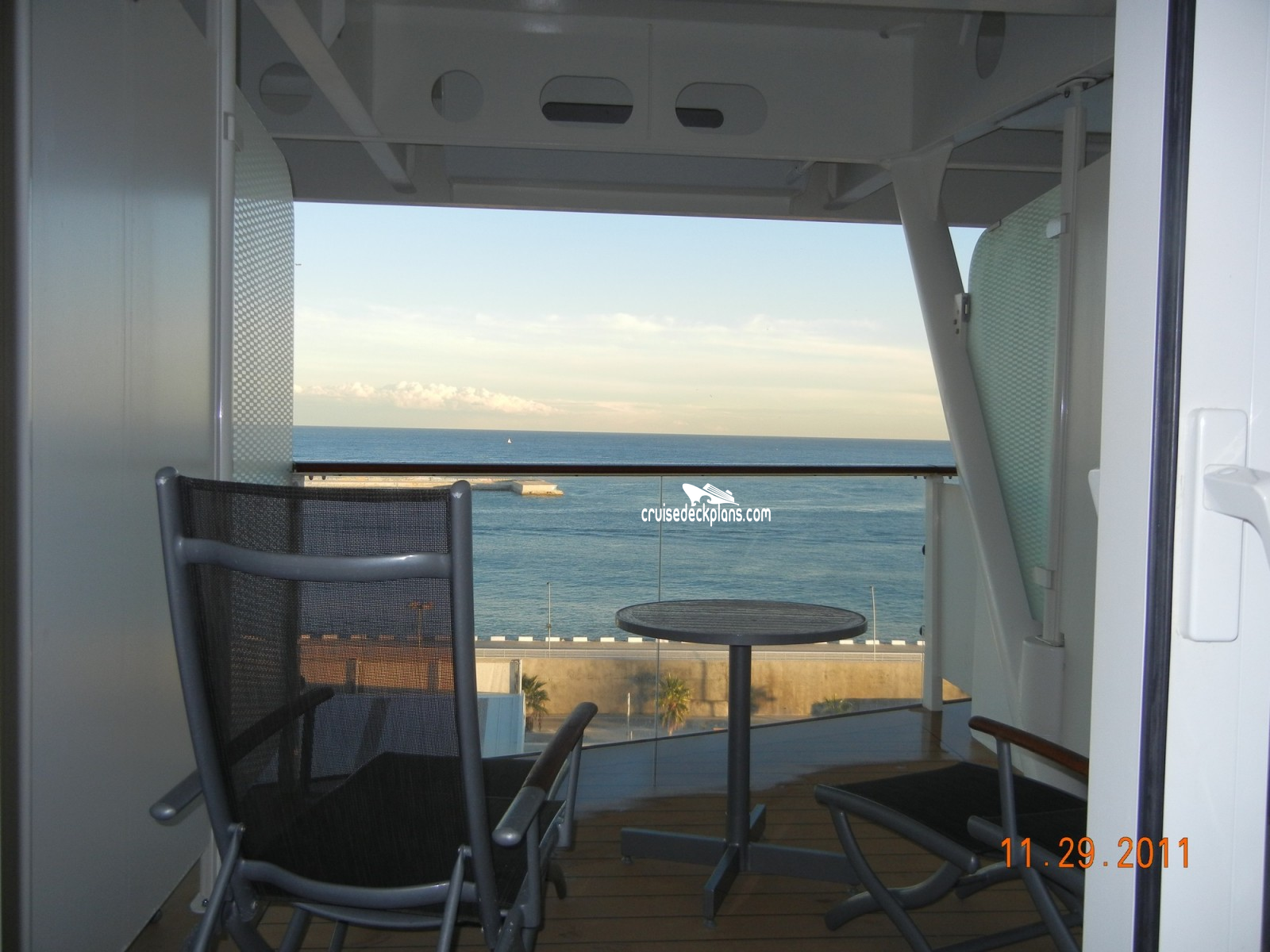 Michelle Kain Celebrity Equinox Cabin Photos