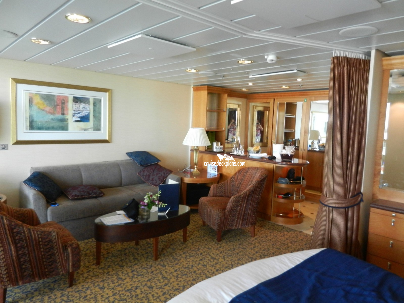 Annette Dahlke Brilliance Of The Seas Cabin Photos