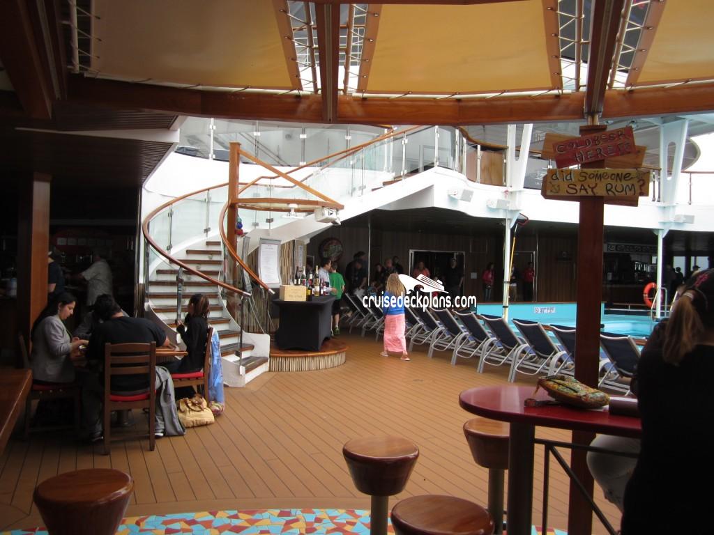 Carnival Triumph Ocean Suite Floor Plan Spirit