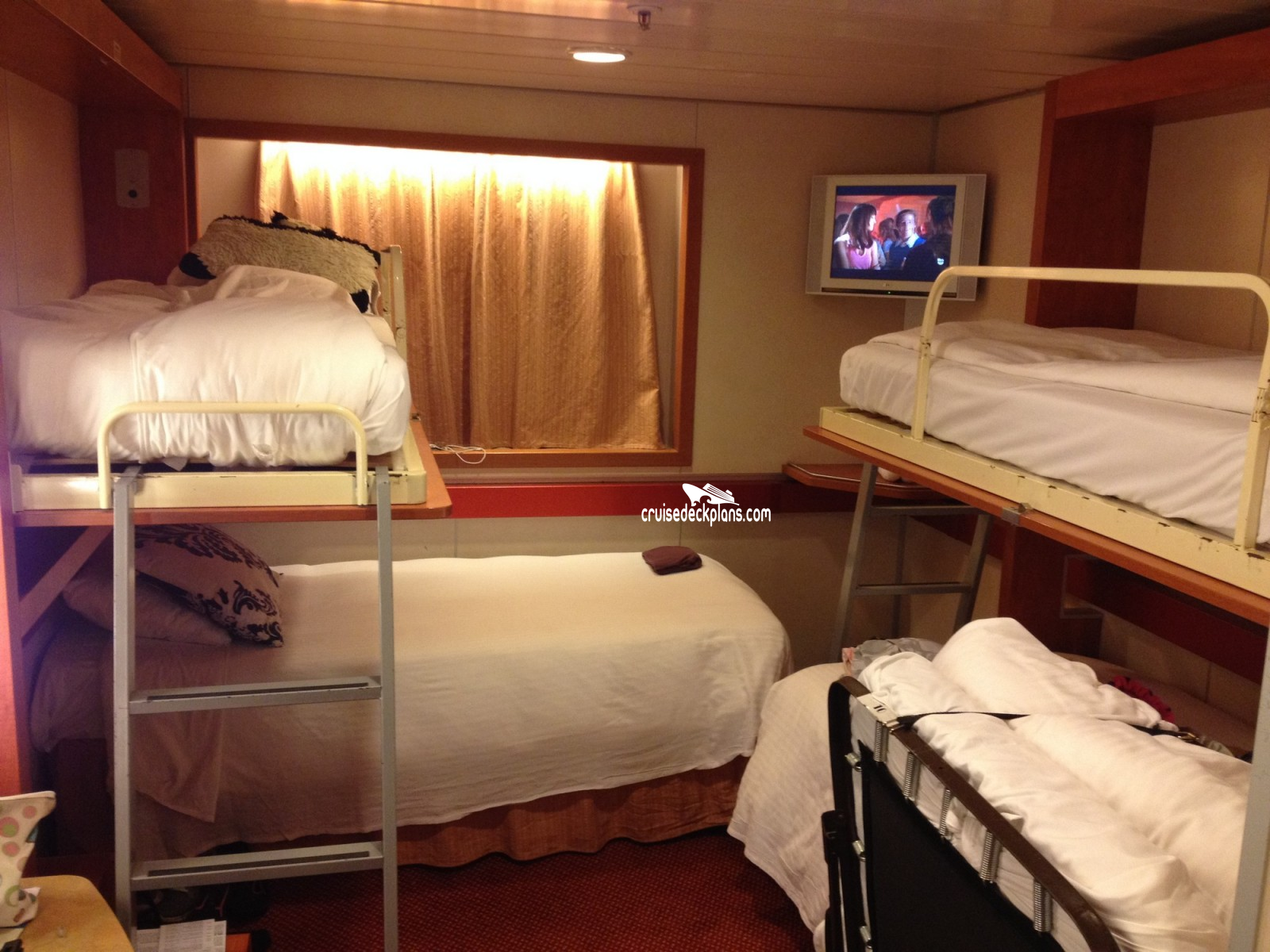 Carnival Fascination Rooms 28 Images Boarding The