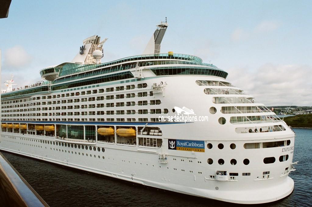 Explore The Beauty Of Caribbean: Explorer Of The Seas Deck Plans, Diagrams, Pictures, Video