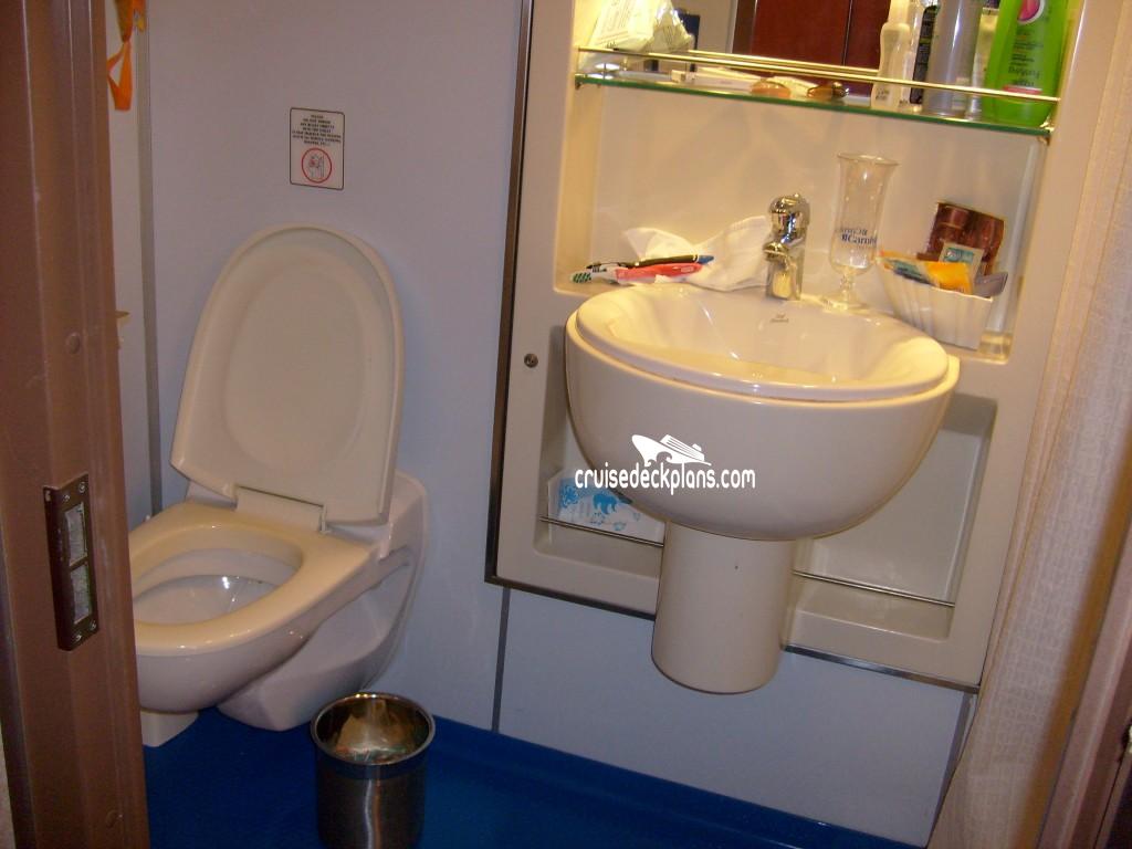 Cruising bathrooms