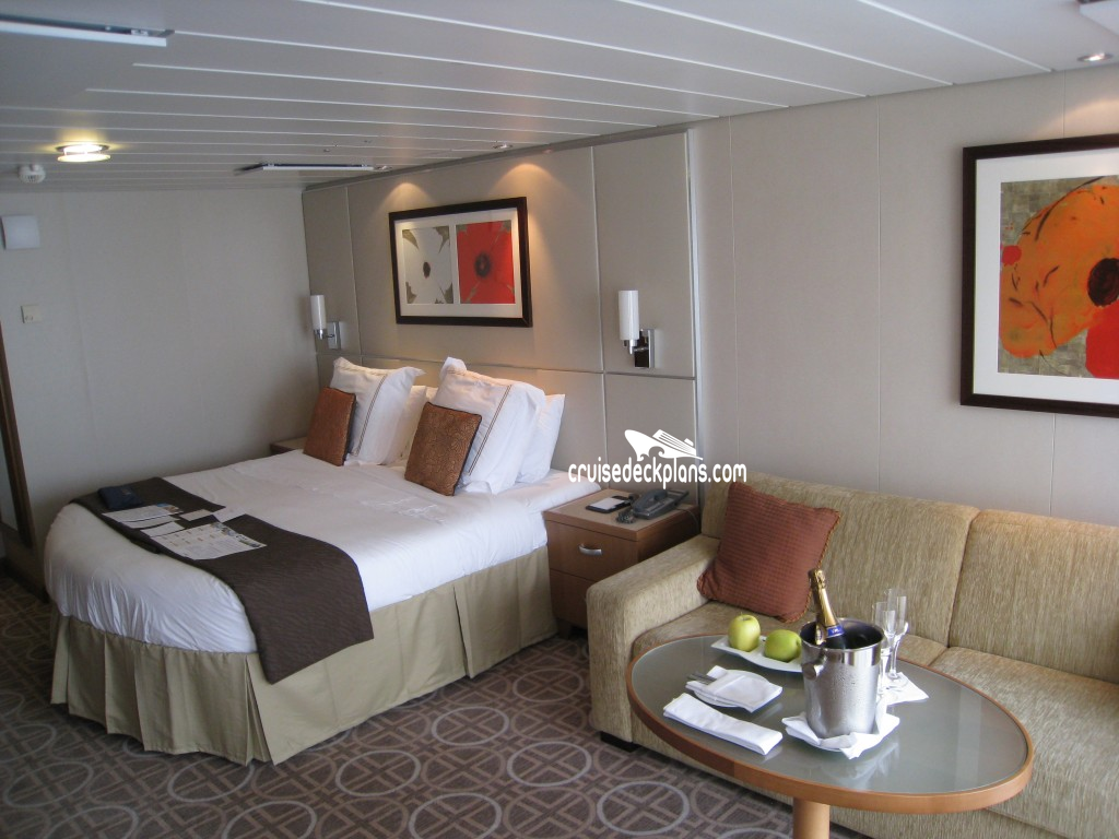Celebrity Equinox Sky Suite Category