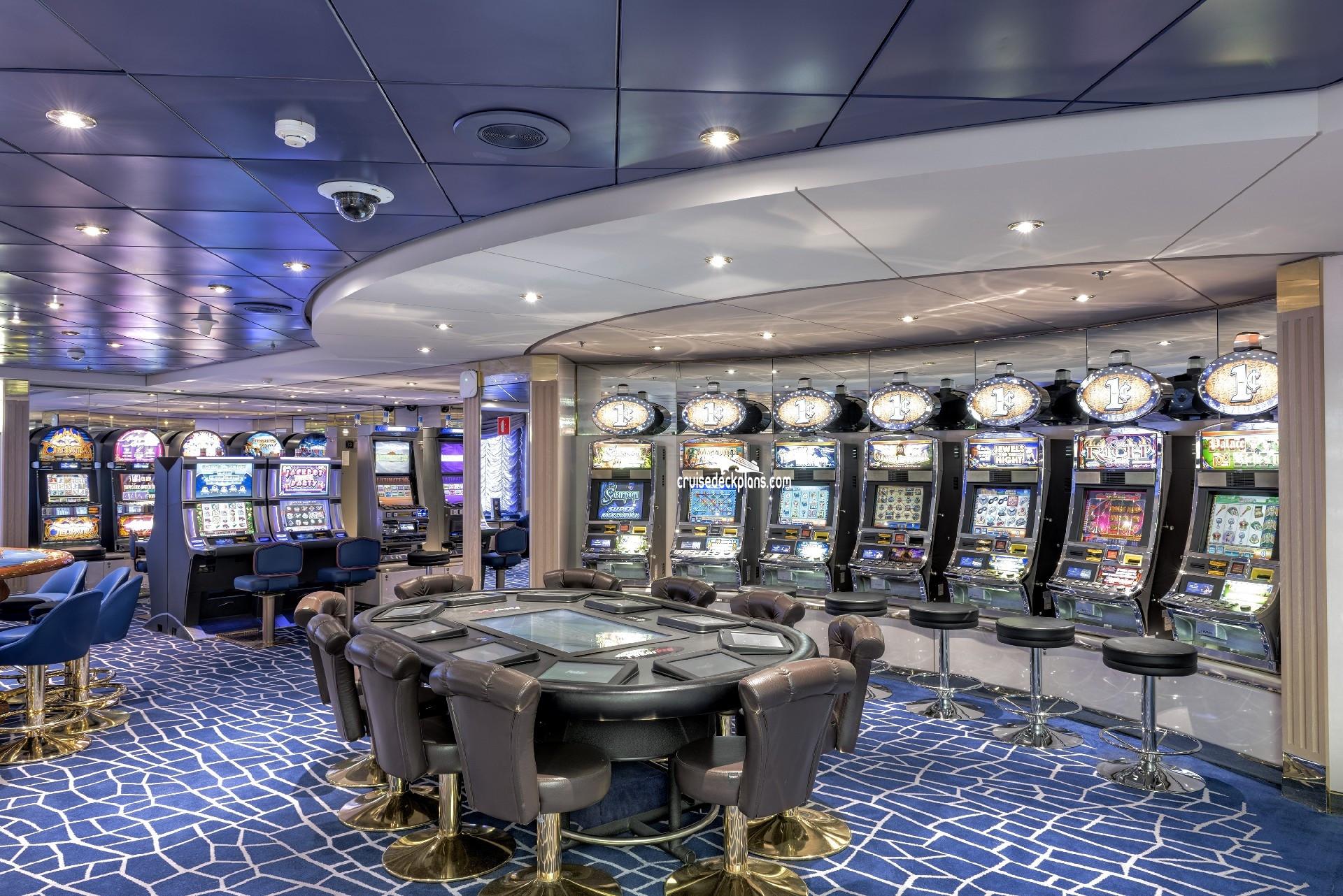 Casino machine emulator