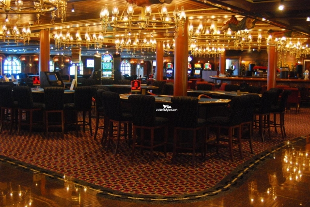 mr. luckys casino on carnival miracle