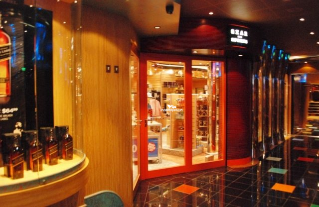 Carnival Glory The Fun Shops Pictures