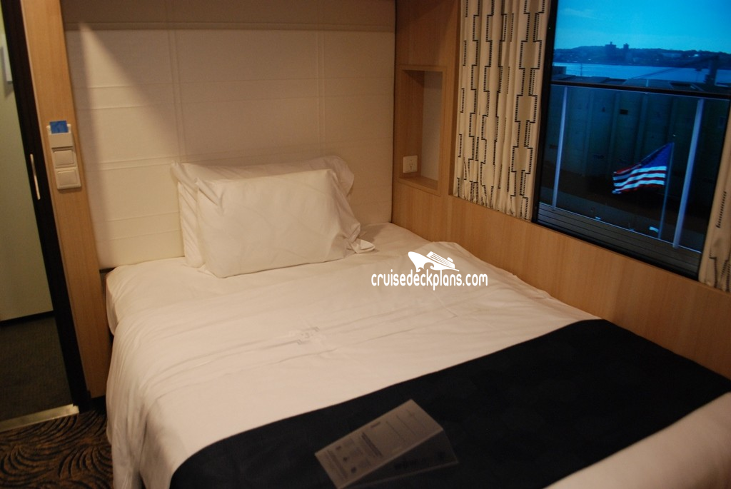 Royal caribbean quantum class interior for Anthem of the seas inside cabins