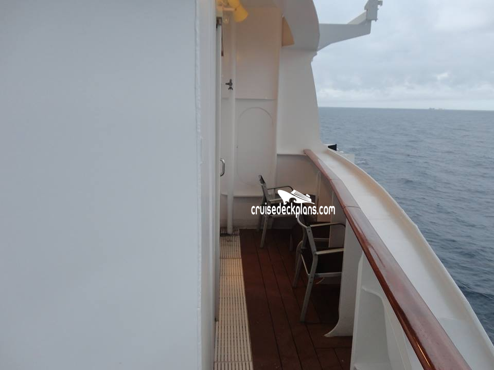 Msc Divina Balcony Suite Category