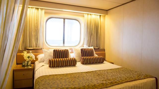 Pacific Aria Deck Plans Cabin Diagrams Pictures