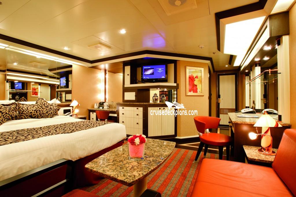Costa Deliziosa Suite Category