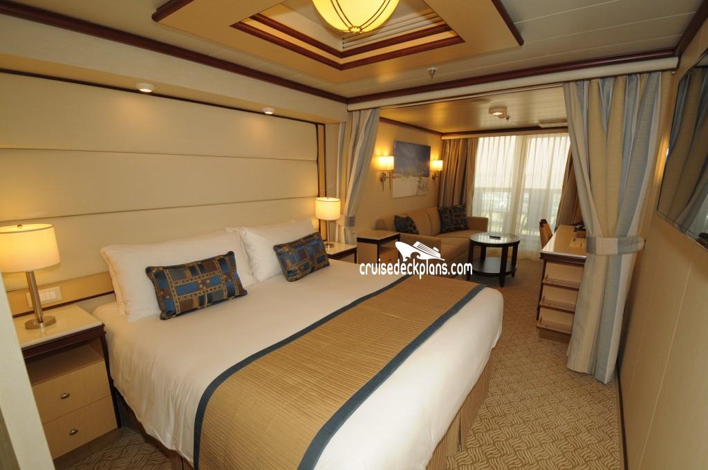 Regal Princess Deck Plans Cabin Diagrams Pictures
