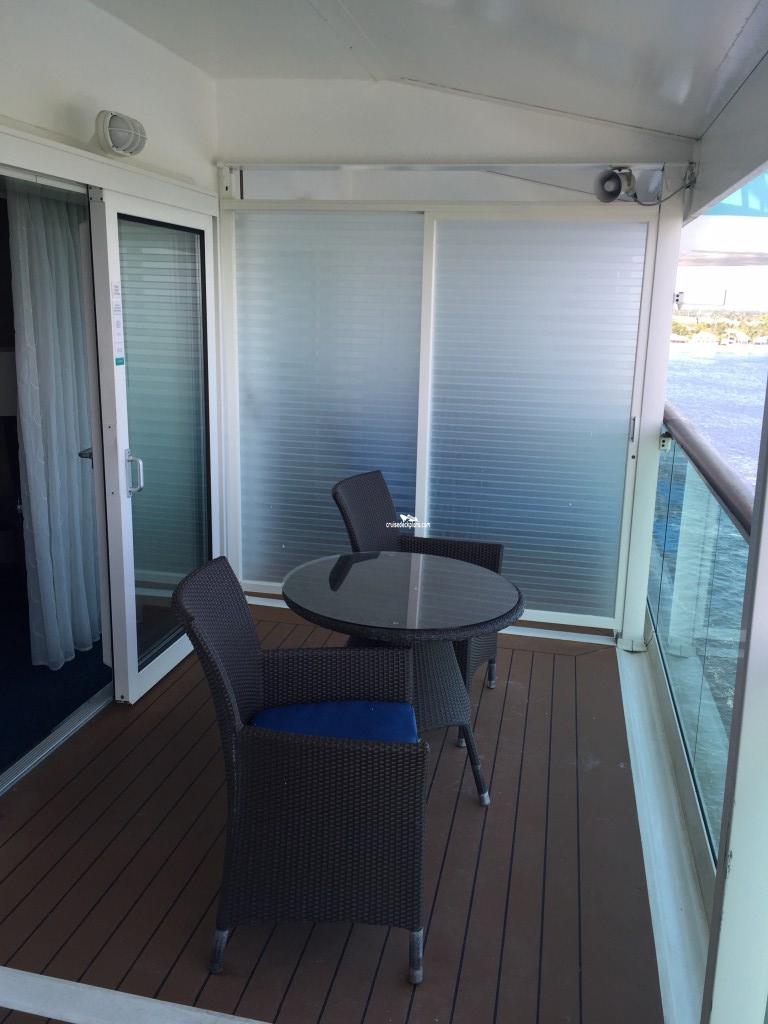 Independence Of The Seas Grand Suite Details