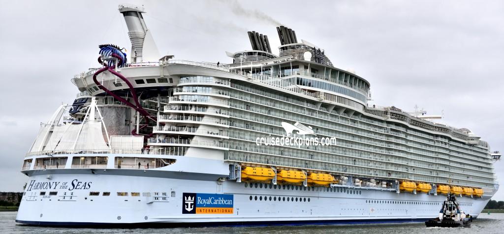 Harmony Of The Seas Deck 9 Deck Plan Tour