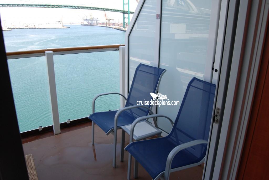 Norwegian Pearl Deck 9 Deck Plan Tour
