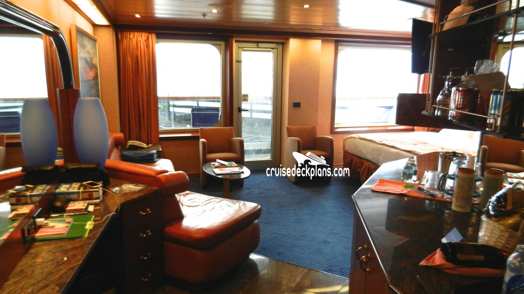 carnival victory grand suite category