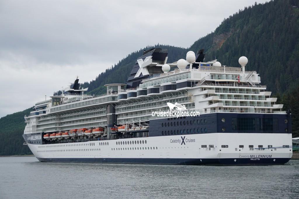 Celebrity Millennium Deck Plans - Cruise Critic