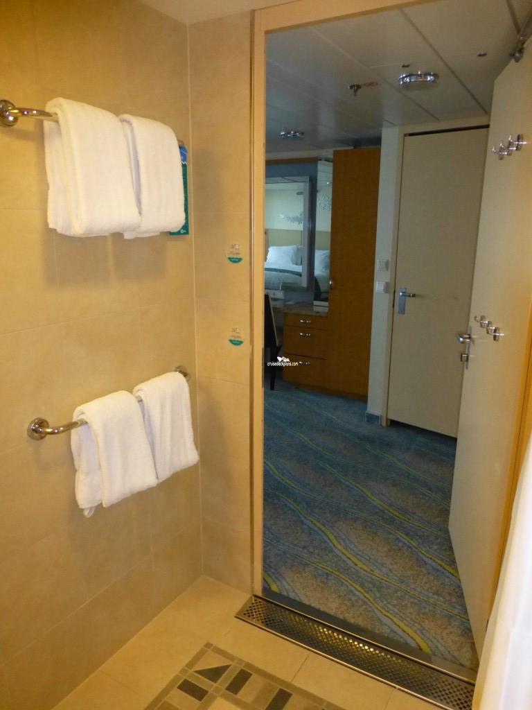 Oasis Of The Seas Junior Suite Details