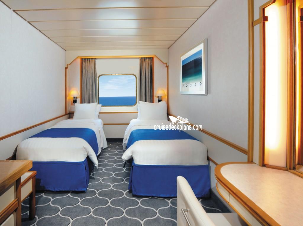 Empress Of The Seas Deck 9 Deck Plan Tour