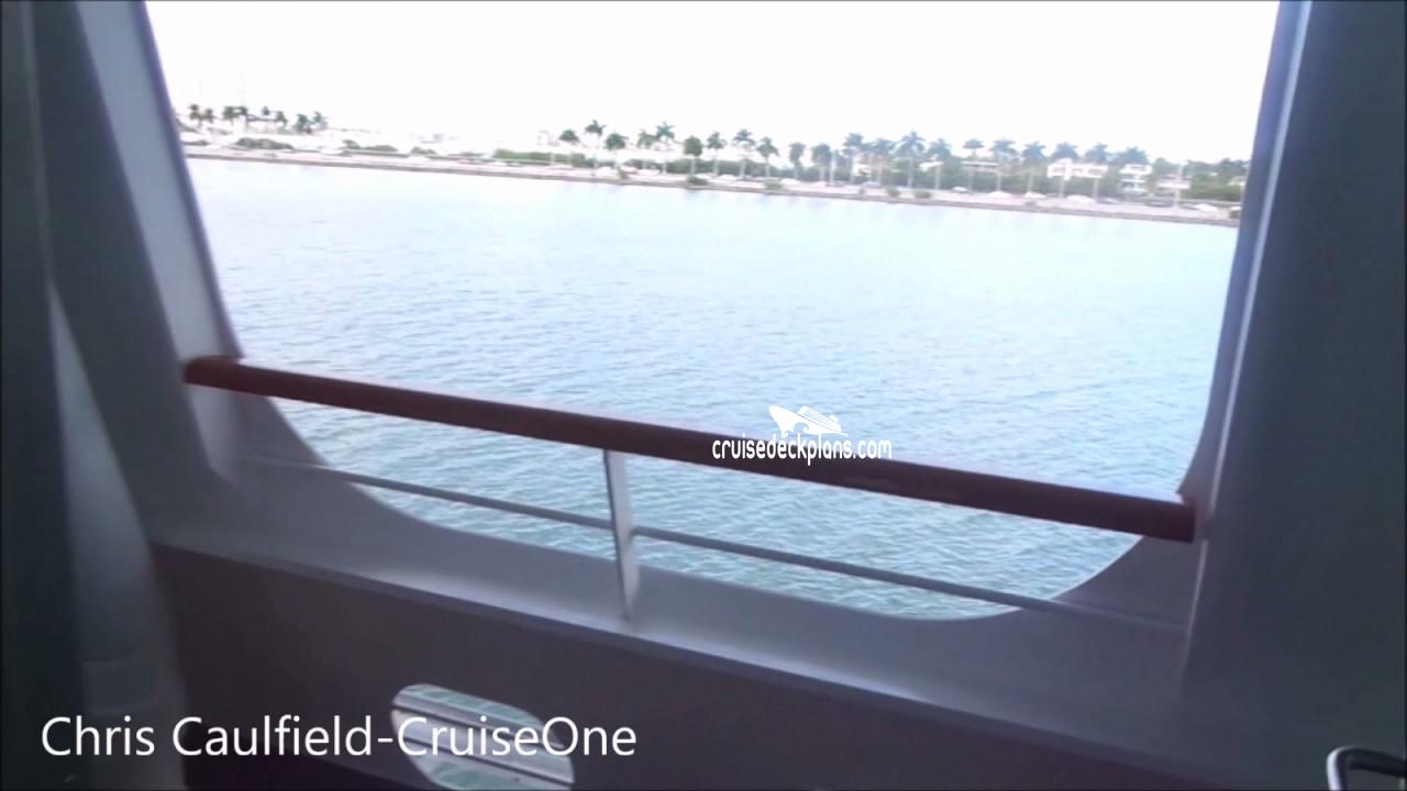 Vista Class - Cove Balcony