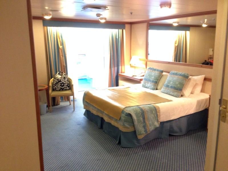 Cabin C303 Cabin C303 Emerald Princess Deck