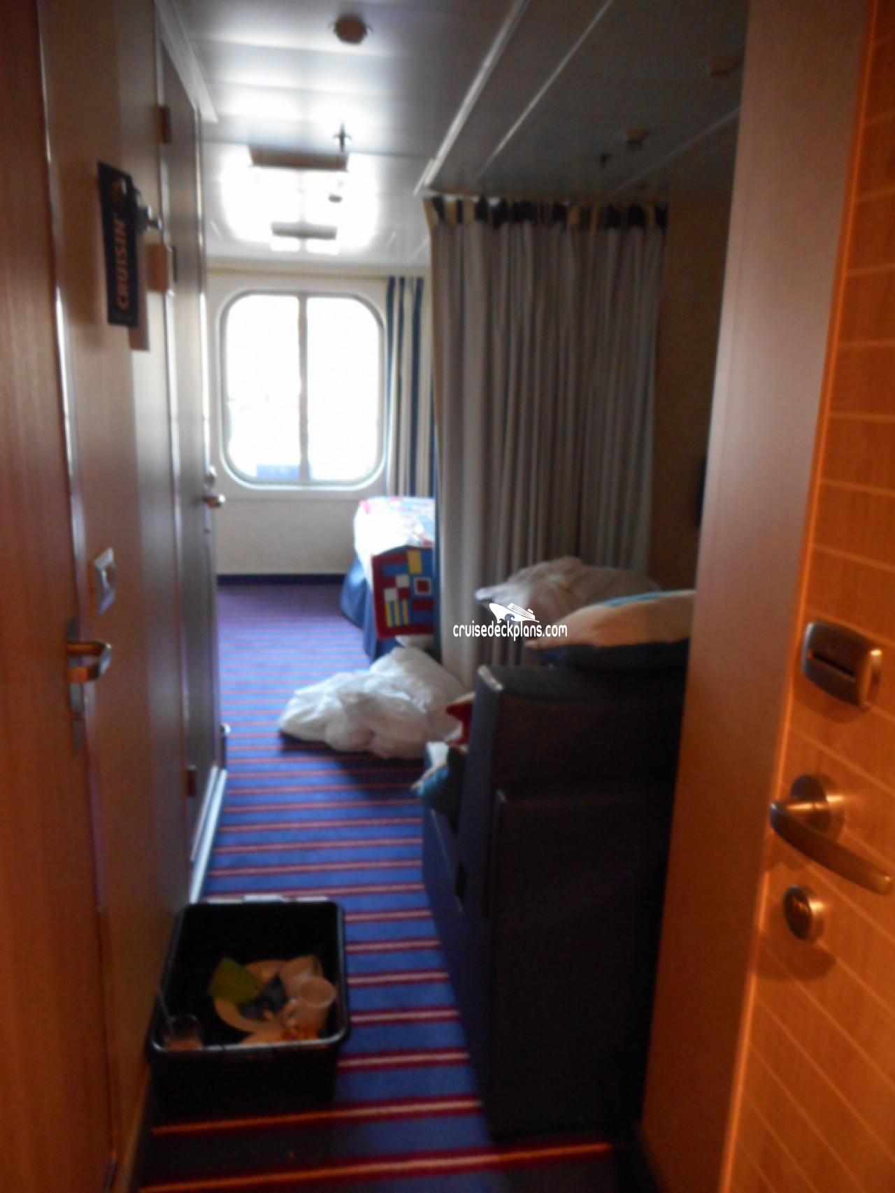 Carnival Vista Family Harbor Cove Suite Category
