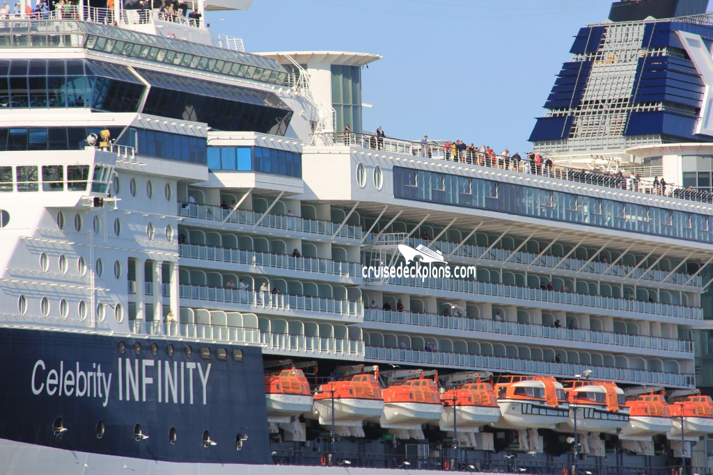 Vista deck celebrity silhouette pictures