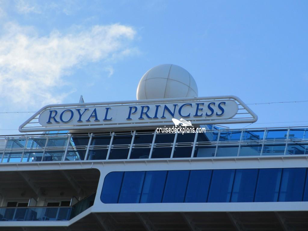 Royal Princess Iii Aloha Deck Plan Tour