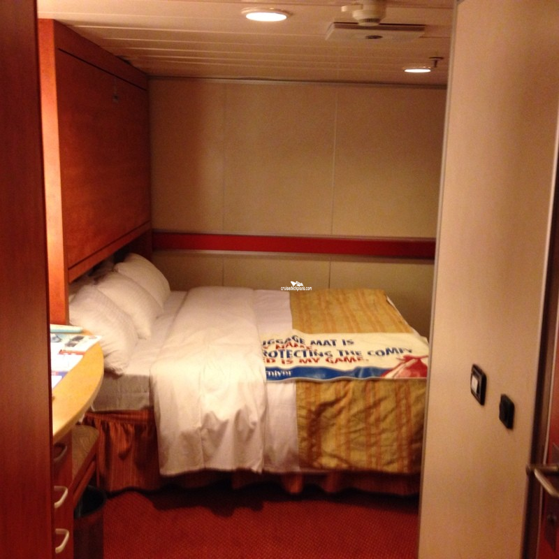 Carnival Ecstasy Deck Plans, Diagrams, Pictures, Video