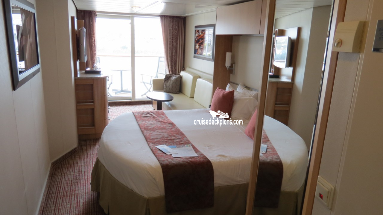 Celebrity Equinox Cabins & Staterooms on Cruise Critic