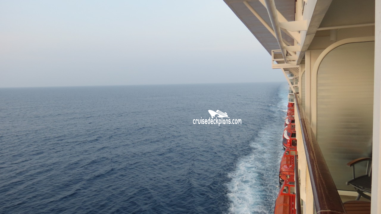 Celebrity Infinity - Complete List of Staterooms and ...