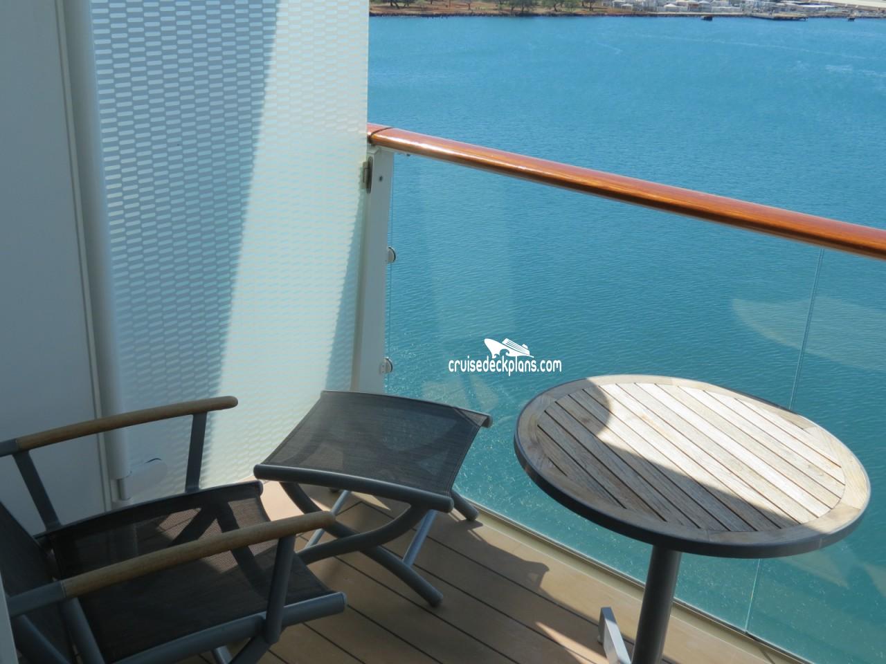 Concierge Class (C3) Celebrity Solstice Cabin Reviews on ...