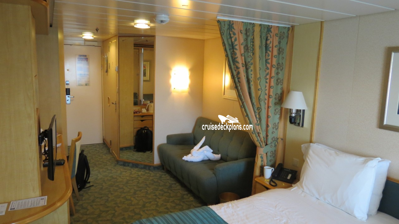 Mariner Of The Seas Spacious Oceanview Category