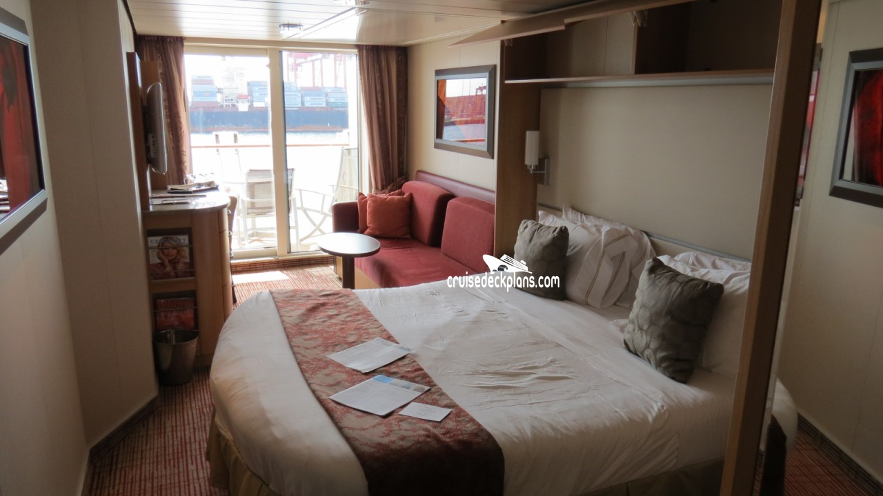 Celebrity Suite on Celebrity Solstice | Explore Photos and ...