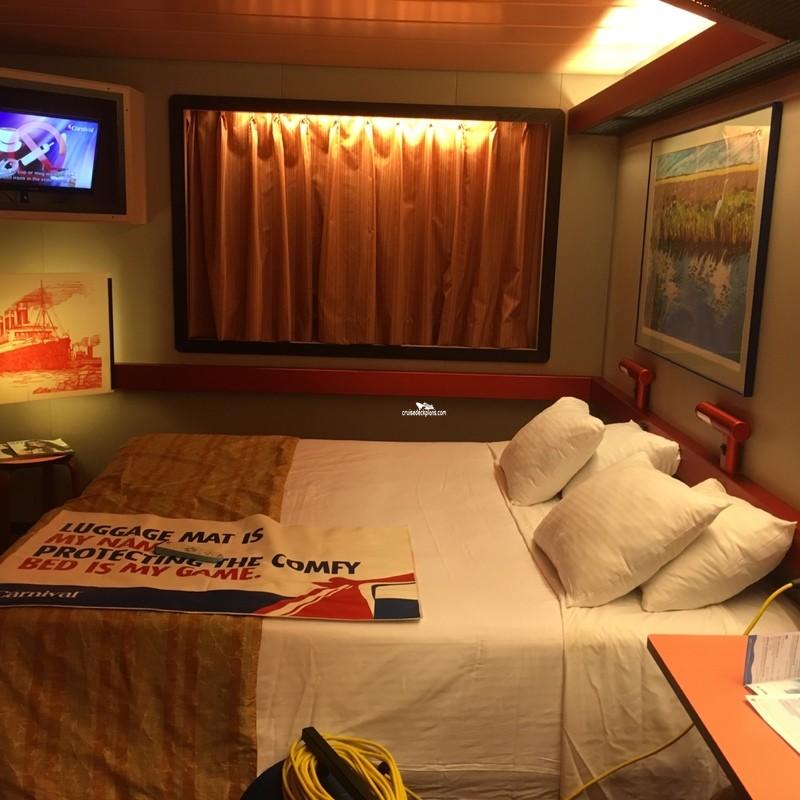 Carnival Paradise Deck Plans, Diagrams, Pictures, Video