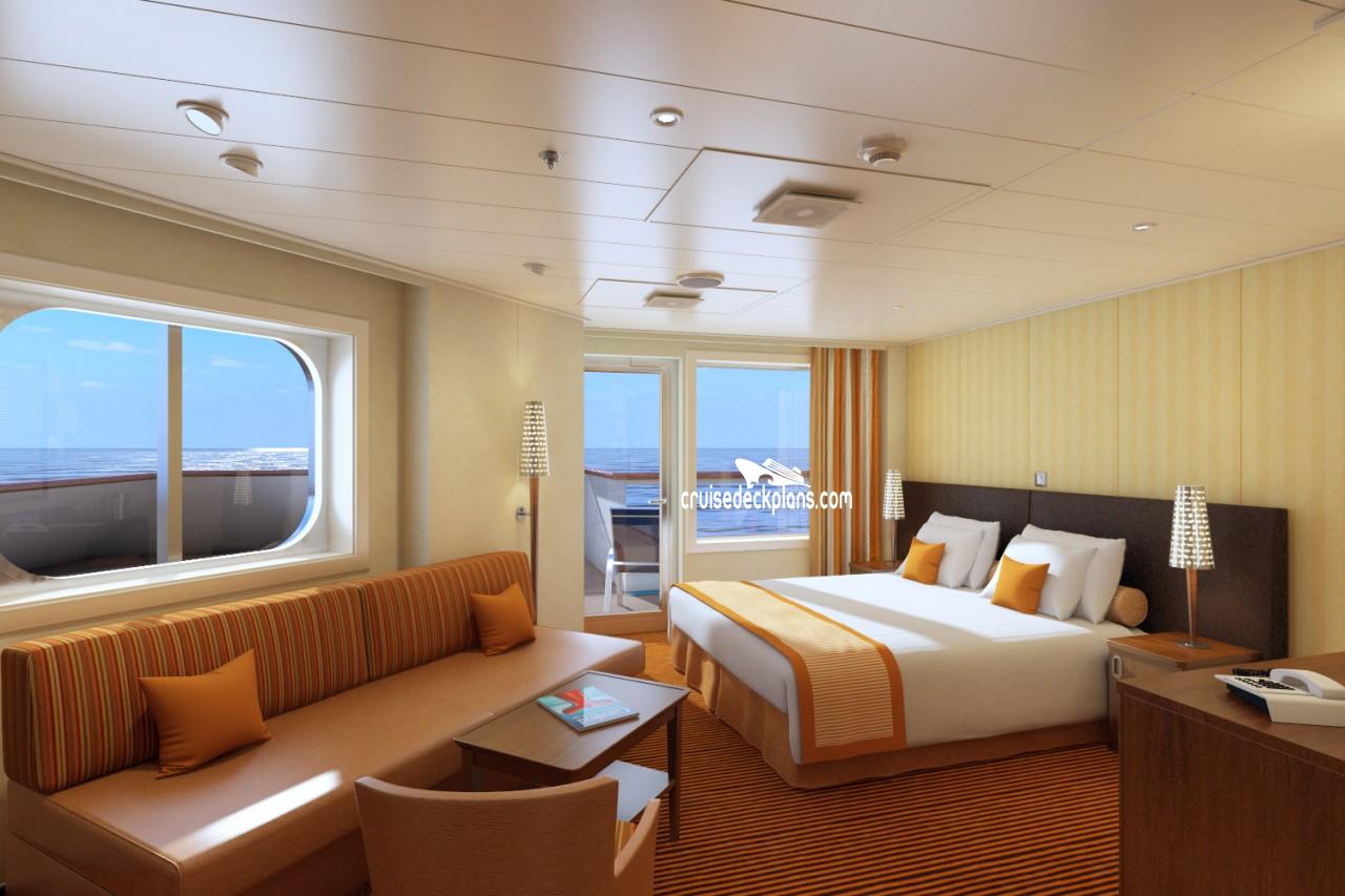 Carnival Horizon Deck Plans Diagrams Pictures Video